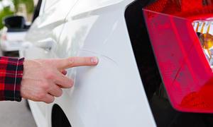 Auto: Kratzer entfernen