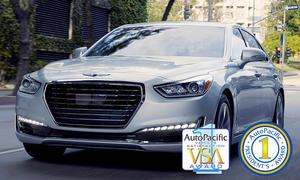 Genesis G90 Sieger der AutoPacific Vehicle Satisfaction Awards (2017)