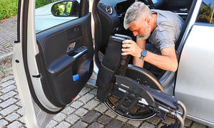 Autofahren mit Behinderung