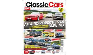 AUTO ZEITUNG Classic Cars Ausgabe 08