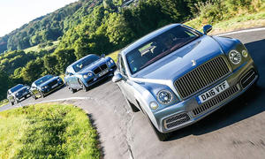 Bentley Continental/Flying Spur/Mulsanne/Bentayga