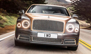 Bentley Mulsanne Facelift (2016)