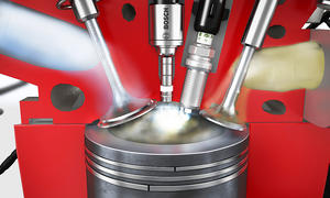 Partikelfilter für Ottomotoren (OPF)