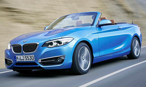 BMW 2er Cabrio Facelift (2017)