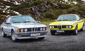 BMW 3.0 CSL/635 CSi: Classic Cars