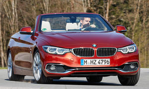 BMW 4er Cabrio Facelift (2017)