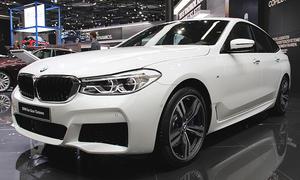 BMW 6er GT (2017)