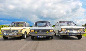 1800/Super 90/Rekord: Classic Cars