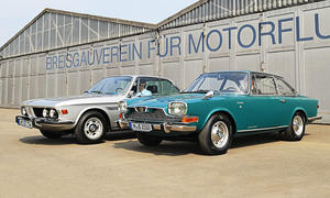 BMW 3.0 CS (E9) vs. Glas/BMW V8: Classic Cars
