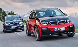 BMW i3 Facelift & i3s (2017)