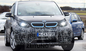 BMW i3 Facelift (2017)