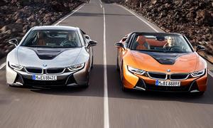Detroit Auto Show 2018: BMW i8 Facelift