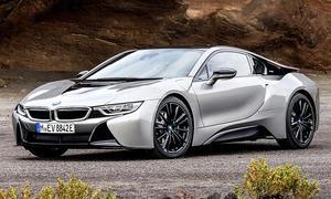 BMW i8 Facelift (2018)