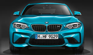 BMW M2 Facelift (2017)
