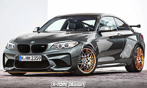 BMW M2 GTS (Illustration)