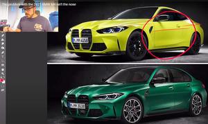 BMW M4 (2020)