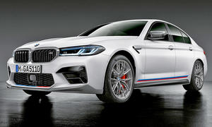 BMW M5 Facelift (2020) mit M Performance Parts
