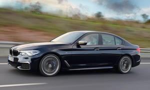 Neuer BMW M550i (2017)