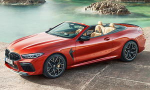 BMW M8 Competition Cabrio (2019)