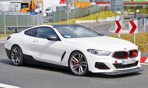 BMW M8 CS (2021)