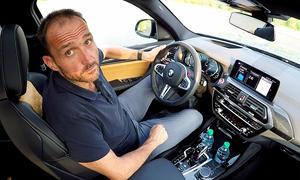 BMW X3 M (2019) Fahrbericht