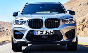 BMW X3 M Competition (2019)