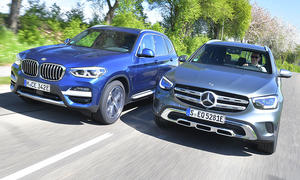BMW X3/Mercedes GLC