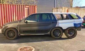 BMW X5 6x6