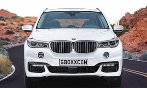 BMW X7 (2017)