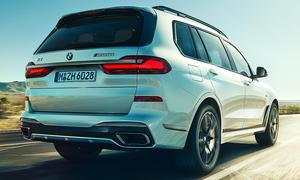BMW X7 M50i (2019)