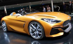 BMW Z4 (2018) auf der IAA