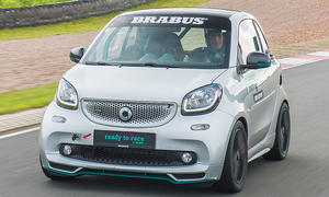 Brabus Smart Ready to Race (2017)