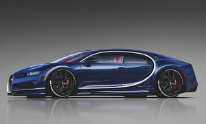 Bugatti als Shooting Brake