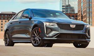 Cadillac CT4-V (2020)