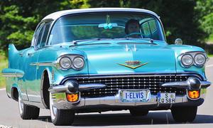 Cadillac Sedan Deville: Classic Cars