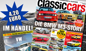 AUTO ZEITUNG Classic Cars 01/2021