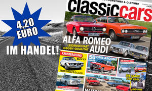 AUTO ZEITUNG Classic Cars 04/2020