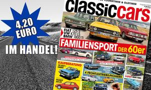 AUTO ZEITUNG Classic Cars 09/2020