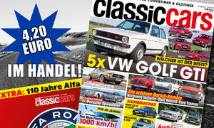 AUTO ZEITUNG Classic Cars 10/2020