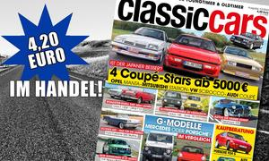 AUTO ZEITUNG Classic Cars 12/2020