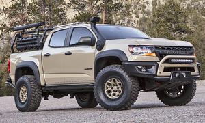 Chevrolet Colorado ZR2 AEV Concept