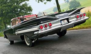 Chevrolet Impala Cabrio: Classic Cars