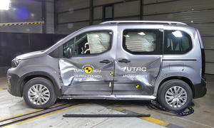 Citroën Berlingo (2018): Crashtest