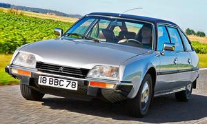 Citroen CX Prestige: Classic Cars