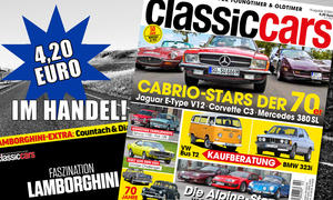 AUTO ZEITUNG Classic Cars 02/2021