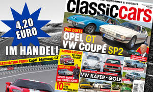 AUTO ZEITUNG Classic Cars 03/21