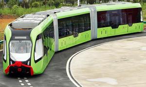 Straßenbahn ART von CRRC