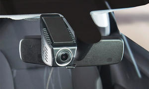Dashcam im Auto