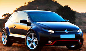 VW Polo Midnight: Tuning