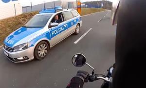 Deutsche/US-amerikanische Polizei